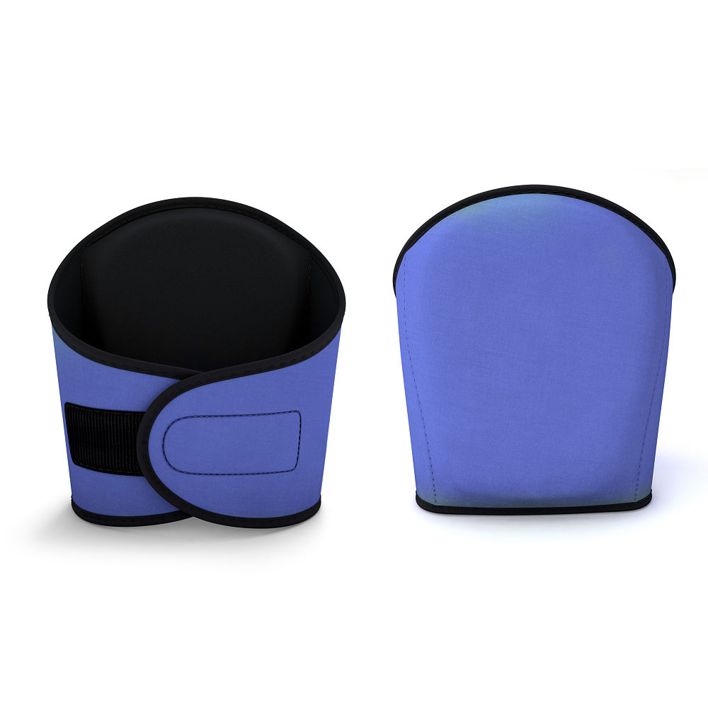 Total Comfort Blue Knee Pad