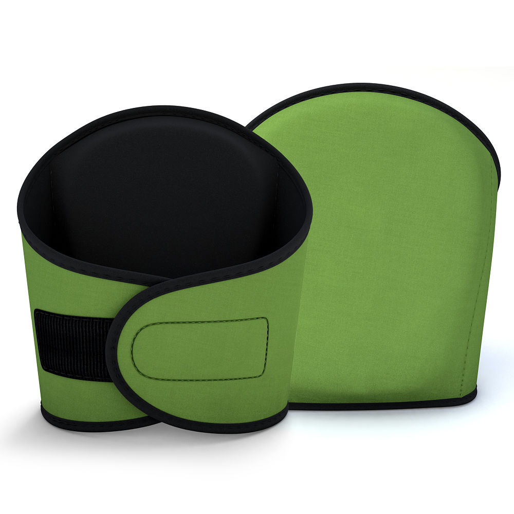 Total Comfort Green Knee Pads
