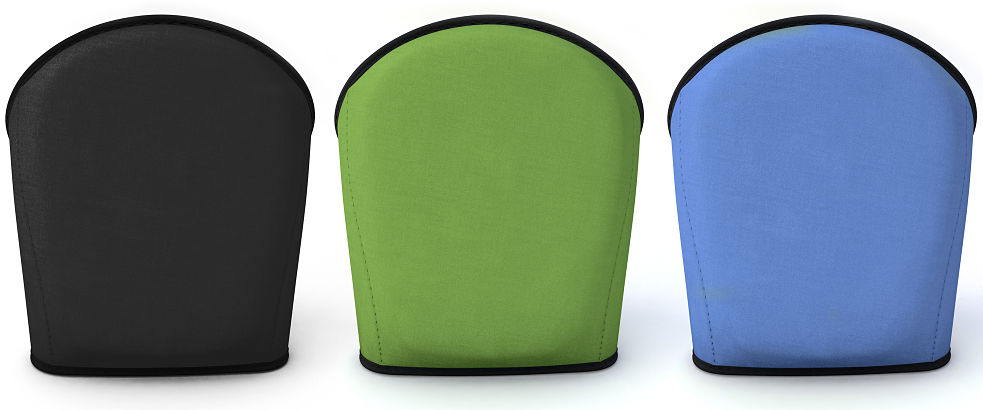 Total Comfort Medical Knee Pad Color Options