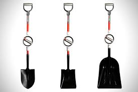 3 Ergonomic Shovels
